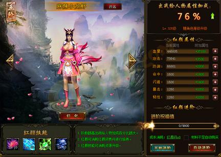 <a data-cke-saved-href=http://www.youxiwangguo.com/webgame/shenmochuan href=http://www.youxiwangguo.com/webgame/shenmochuan target=_blank class=infotextkey>神魔传</a>说<a data-cke-saved-href=http://www.youxiwangguo.com/webgame/gongyan href=http://www.youxiwangguo.com/webgame/gongyan target=_blank class=infotextkey>红颜</a>系统玩法攻略.png