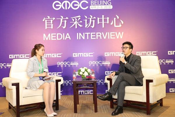 GMGC北京2018|专访腾讯社交广告游戏行业负责人张菡