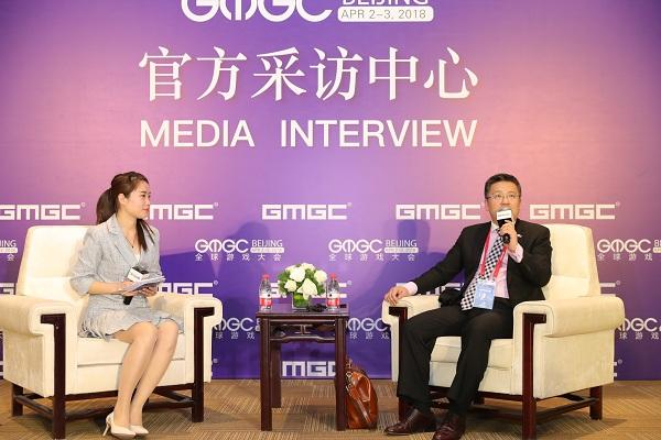 GMGC北京2018|专访巴林王国经济发展委员会驻华国家代表蒋赟
