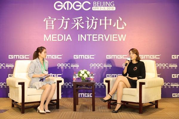 GMGC北京2018|专访国金投资合伙人李天燕