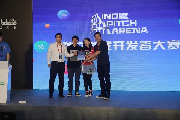 GMGC北京2018|独立游戏开发者大赛结果火热出炉!