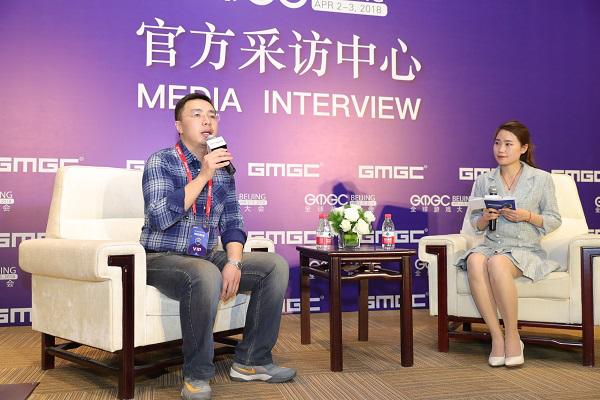 GMGC北京2018|专访阿里云游戏云事业部首席架构师张翔贺