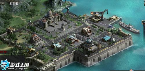 做最强指挥官 游戏王国《舰队黎明》新区玩法爆料