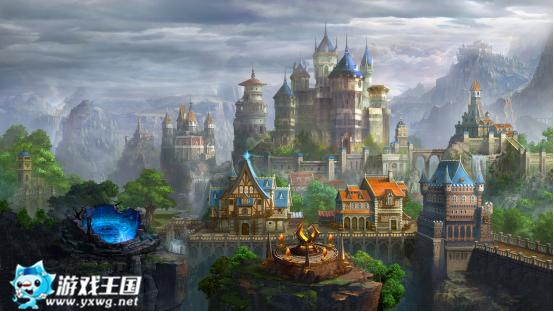 试炼之塔 游戏王国《神曲2》王者成长之路