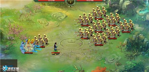 开拓疆土 游戏王国《三国英杰传》等你来战!